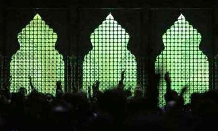 برپایی مراسم سوگواری ۲۸ صفر در حرم مطهر امام راحل
