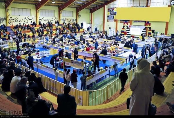 برگزاری مسابقات سازه های مکانیک در دانشگاه یادگار امام شهرری (ره)