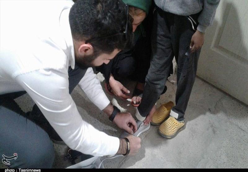 منش پهلوانی قهرمانان ورزشی اسلامشهر +فیلم