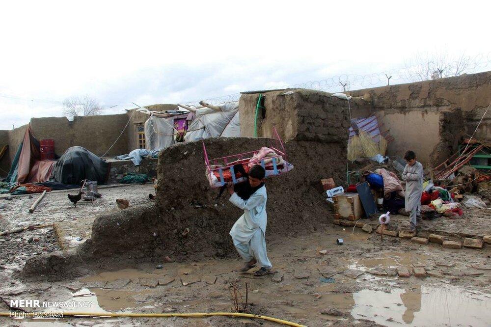 سخنگوی وزارت خارجه ایران به دولت و ملت افغانستان تسلیت گفت