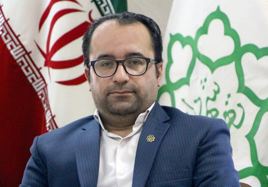 طی حکمی؛محمدرضا پارسیان سرپرست روابط عمومی شهرداری منطقه ۲۰ تهران شد