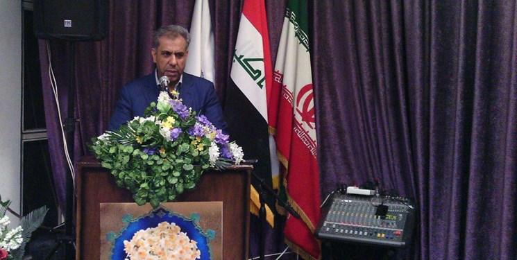 بهرهبرداری از بخش جدید بیمارستان حضرت زهرا(س) با حضور سفیر و رئیس مجلس اعلای عراق