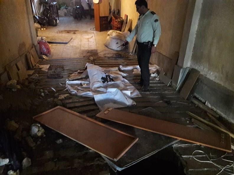 نزاع خونین در شهرری با یک کشته و ۲ زخمی + تصاویر