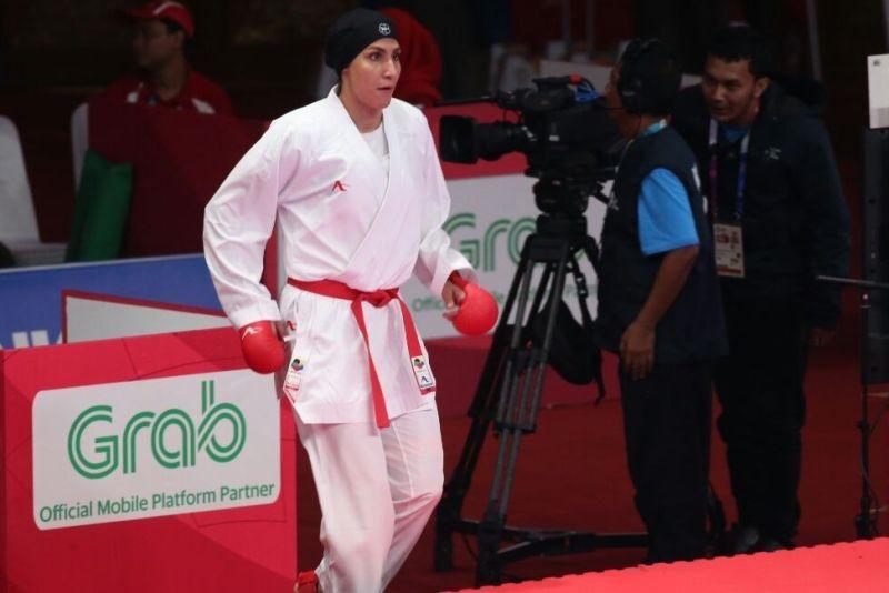 بانوی کاراته کا شهرری مدال طلای لیگ جهانی ترکیه را کسب کرد
