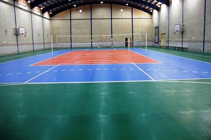 سرانه فضای ورزشی شهرستان ری ۶۷ صدم متر مربع است
