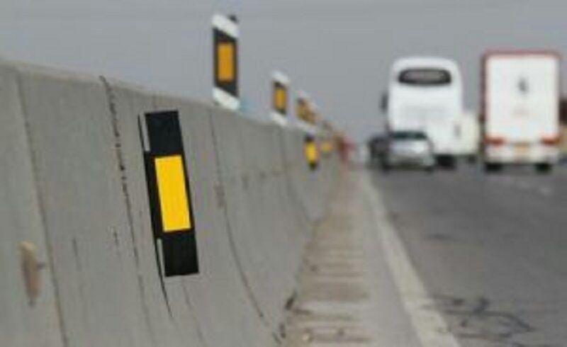۶۵ کیلومتر از آزادراه تهران – قم ایمن سازی شد